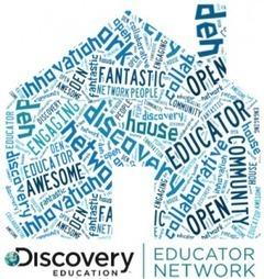 Discovery Educator Network Open House Sept 10-14. Great free resources! | IELTS, ESP, EAP and CALL | Scoop.it