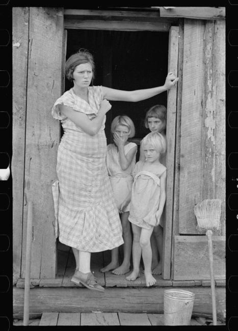 Yale Launches an Archive of 170,000 Photographs Documenting the Great Depression | Studio Art and Art History | Scoop.it