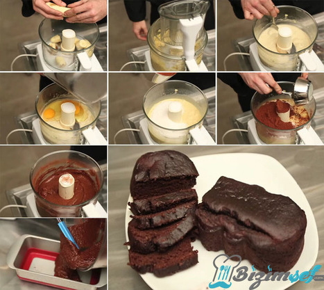 Glutensiz Kek Nasıl Yapılır ? | Bizim Şef | Scoop.it