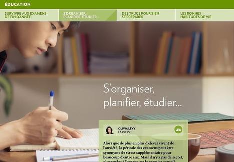 Survivre aux examens de fin d'année - La Presse+ | La didactique au collégial | Scoop.it