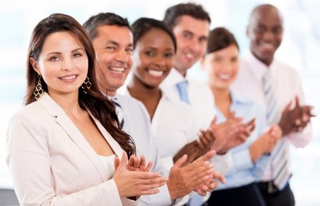 Bonheur en entreprise: des exemples français et allemands | Santé au travail | Scoop.it
