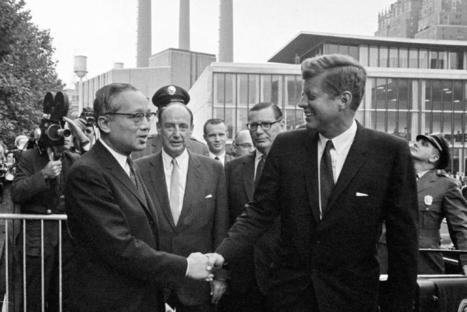 UN News - UN marks 50th anniversary of JFK's final address to General Assembly   peacekeeping and peacebuilding   Scoop.it