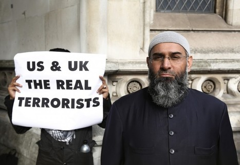 'Bin Your Poppies!' Radical Islamist Preacher Anjem Choudary ... | The Indigenous Uprising of the British Isles | Scoop.it