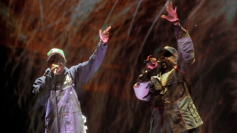 Outkast at Coachella: Rap Duo Returns With Important, Imperfect Performance - Hollywood Reporter | Hip-Hop | Scoop.it