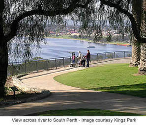 The Constitutional Centre of Western Australia - March - Kings Park | Kings Park History | Scoop.it