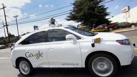 Accident Google car - la difficulté d'appréhender juridiquement l'indemnisation des dommages causés par les robots intelligents. | Indemnisation préjudices - Assurances | Scoop.it