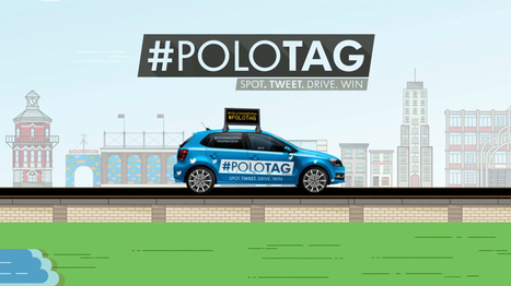 Tweet-moi si tu peux : l'essai automobile à l'ère du social media, par Volkswagen | Entrepreneurs du Web | Scoop.it