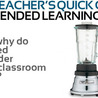 Learning in blended environments