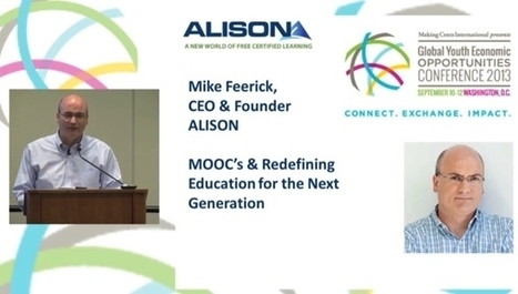 MOOCs & Redefining Education for the Next Generation | Free Education | Scoop.it