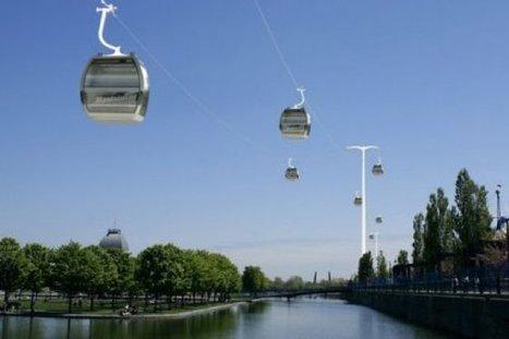 Les télécabines arrivent dans les villes | Pyrénées | Scoop.it