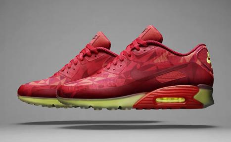Nike Air Max 90 Ice Gym Red Light Crimson for Sale Online | Nike Air Jordans | Scoop.it