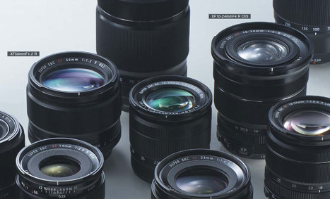 New images of the XF 56mm and XF 10-24mm lenses | Fujifilm | Photography | Scoop.it