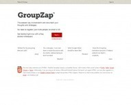 GroupZap. Un tableau blanc collaboratif. | Social_44 | Scoop.it