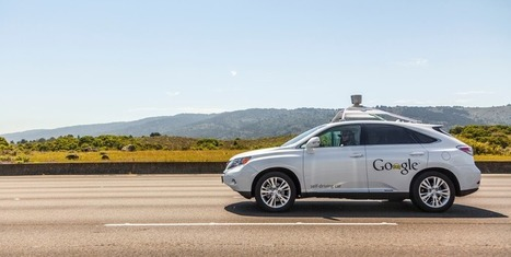 Google reports 13 accidents and 272 failures in its self-driving cars | Automated Vehicle Insights Selected for You by CATES | Scoop.it