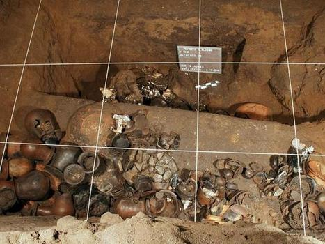 Researchers reach the end of Teotihuacan tunnel | Ancient History | Scoop.it