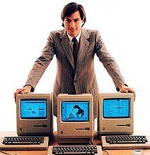 Steve Jobs: Timeline Of A Visionary &… | Bit Rebels | Communication and Autism | Scoop.it