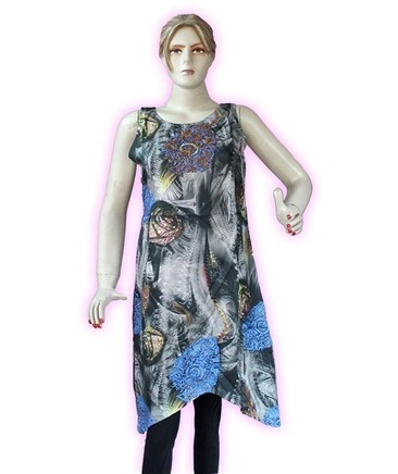 Buy Indian Kurti | Tunics | Scarves | Saree | salwar kameez ships from USA | Scarves | Shop Scarf styles, Digital printed fabric, Tunic and Indian clothing | Scoop.it