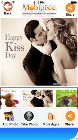 Kiss Day Greeting Cards | Photo Sharing and Greeting Cards | Scoop.it
