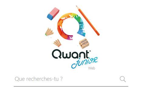 Qwant Junior, un moteur de recherche sûr pour vos enfants - Numerama | Usages numériques et Histoire Géographie | Scoop.it
