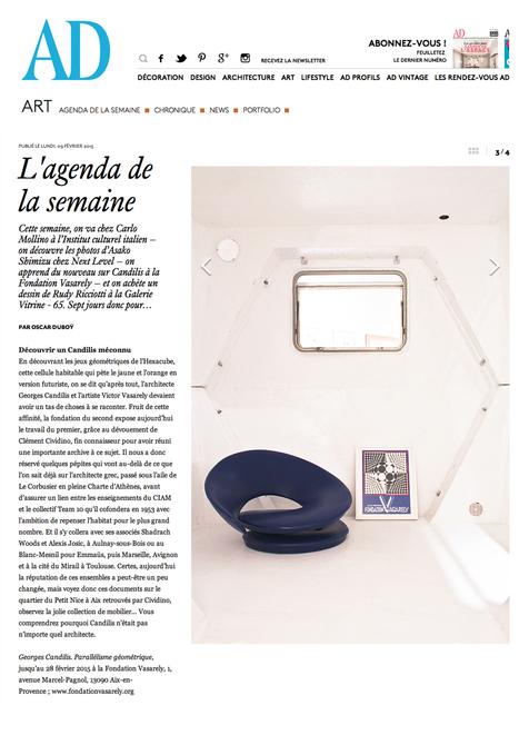 Agenda de la semaine | Revue de Presse Clément Cividino | Scoop.it