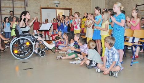 Dirigeren vanuit de rolstoel - Het Nieuwsblad   Rolstoel   Scoop.it