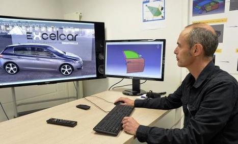 A Rennes, Excelcar developpe la carrosserie de demain | Innovation CCI Morlaix | Scoop.it