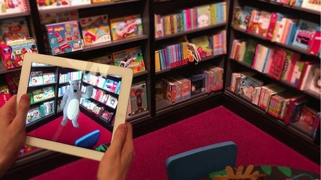 AR Can Unlock the Magic Hidden in Bookstores | Litteris | Scoop.it