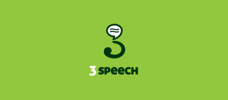 34 Impressive Examples of Talk Boxes Logo Designs | Beautiful and creative logos | Scoop.it
