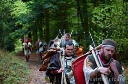 SOMME Ces (fous de) Romains vont marcher d'Amiens à Samara - Courrier Picard | Généalogie et histoire, Picardie, Nord-Pas de Calais, Cantal | Scoop.it