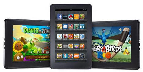 Le Kindle Fire deçoit ses premiers utilisateurs | Outils et  innovations pour mieux trouver, gérer et diffuser l'information | Scoop.it