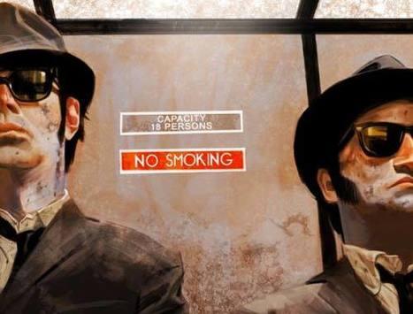 "Badass movie/television art by ""Maestro"" Massimo Carnevale (30Photos) | CRAW | Scoop.it"
