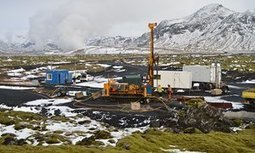 CO2 turned into stone in Iceland in climate change breakthrough | Lorraine's Environmental Change &  Management | Scoop.it