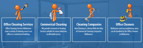 office cleaning port melbourne | Glinda Cargill | Scoop.it