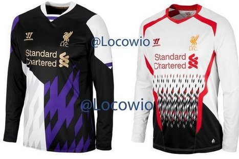 Are these Liverpool away shirts the worst ever? | Football Transfers | Scoop.it