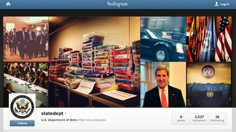 US State Department Joins Instagram | Digital-News on Scoop.it today | Scoop.it