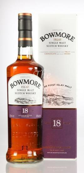 The Whisky Store | Bowmore | Whisky | Scoop.it
