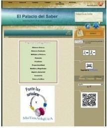 El Palacio del Saber, un blog para trabajar con alumnos del PCPI | Tic, Tac, Tic, Tac | Scoop.it