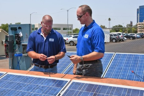 4 Reason to Start Solar Technician Training | The Refrigeration School, Inc. | Scoop.it