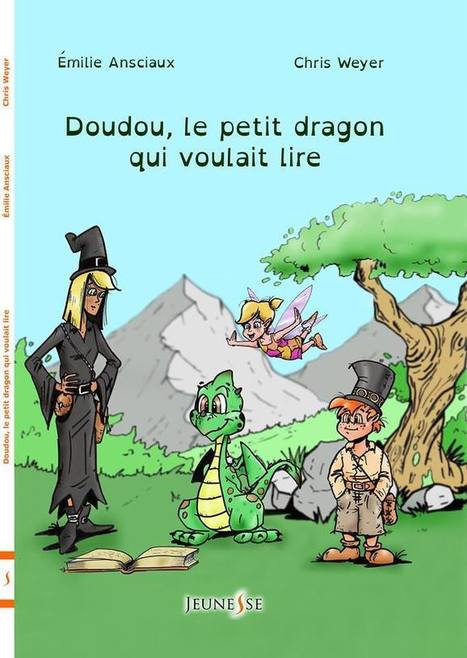 Doudou, le petit dragon qui voulait lire | Communiquaction | Communiquaction News | Scoop.it