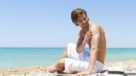 Sunbathing 'May Be Addictive' | Podiatry and Dermatology News | Scoop.it