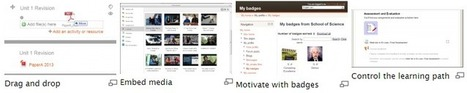 Doc of the Day: Moodle Features Tour | E-Learning Tools, Werkzeuge, Plattformen, Apps, Anleitungen, Tipps | Scoop.it