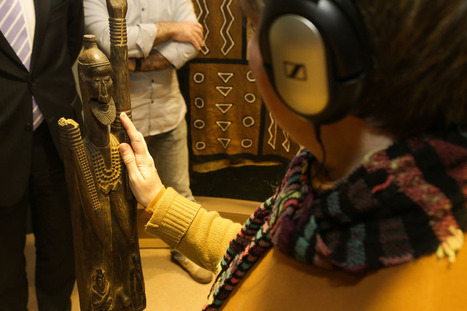 Semaine de l'accessibilité au musée du quai Branly : prière de toucher | Participation culturelle | Scoop.it