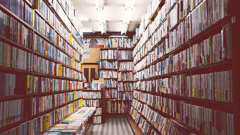 "Amazon To Open Hundreds Of Brick-And-Mortar Bookstores | Buffy Hamilton's Unquiet Commonplace ""Book"" 
