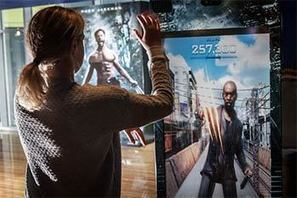 "Découvrez l'expérience Kinect ""Be The Wolverine"" 