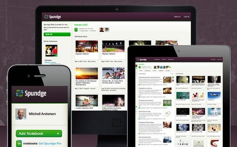 Smarter Curation, Awesome Content. — Spundge | academiPad | Scoop.it