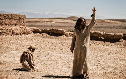 Mark Burnett says 'weird things happened' on 'The Bible' set | EW.com | Troy West's Radio Show Prep | Scoop.it
