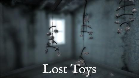 Lost Toys - Un puzzle game en 3D qui a du style | Android-France | Geek & Toys | Scoop.it