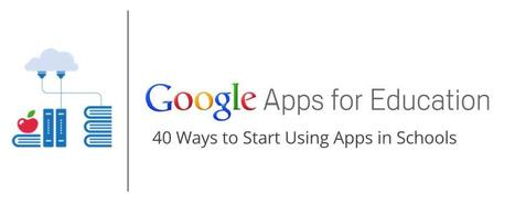 40 Ways to Use Google Apps in the Classroom - Google Drive | Into the Driver's Seat | Scoop.it