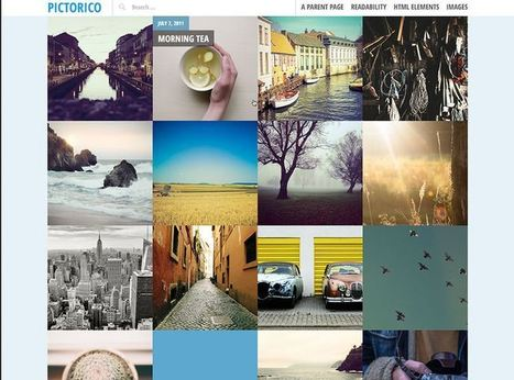 Absolutely free wordpress themes for photographers 2014 | Busines | Scoop.it
