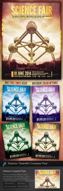14+ Best Free Exhibition Flyer Design Templates – PSD & PUB Formats | Templates | Scoop.it